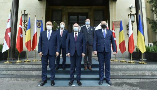 Країни Східного флангу НАТО підтримують Україну та її євроатлантичні прагнення - Кулеба