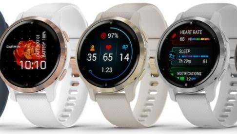 Garmin представив «розумний» годинник, який вимірює сатурацію кисню
