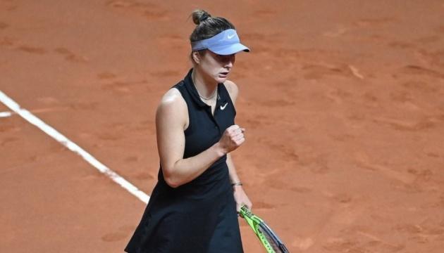 Світоліна поступилася Барті у півфіналі турніру WTA у Штутгарті