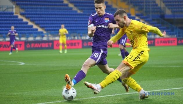 «Мариуполь» проиграл «Руху» на старте 23-го тура футбольной Премьер-лиги Украины