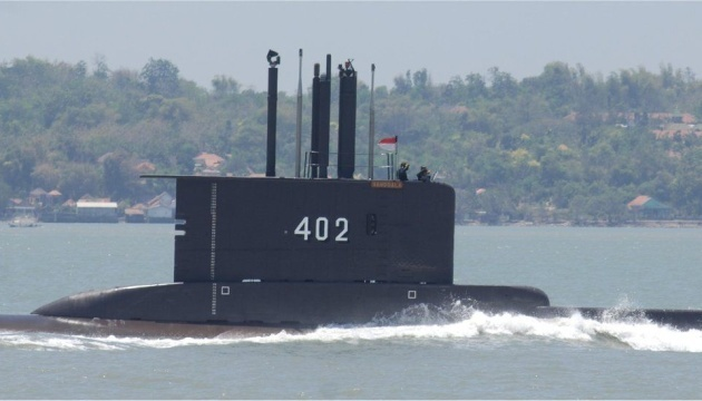 Усі члени екіпажу затонулого індонезійського підводного човна загинули