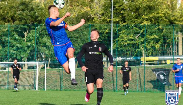 Перша ліга: «Верес» переміг «Миколаїв» у центральній грі 23 туру