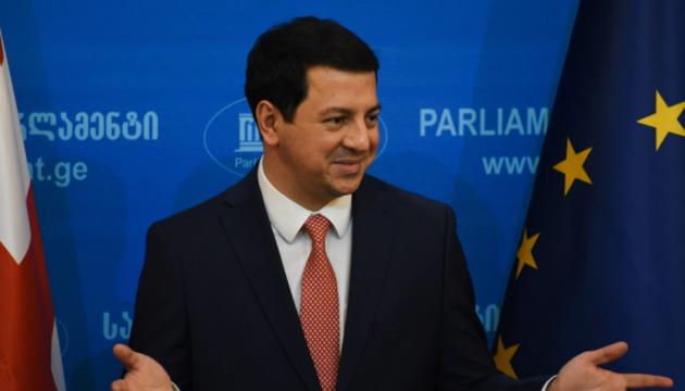 У Грузії подав у відставку голова парламенту