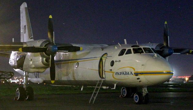 Літак Нацгвардії залучили для термінової доставки донорських органів