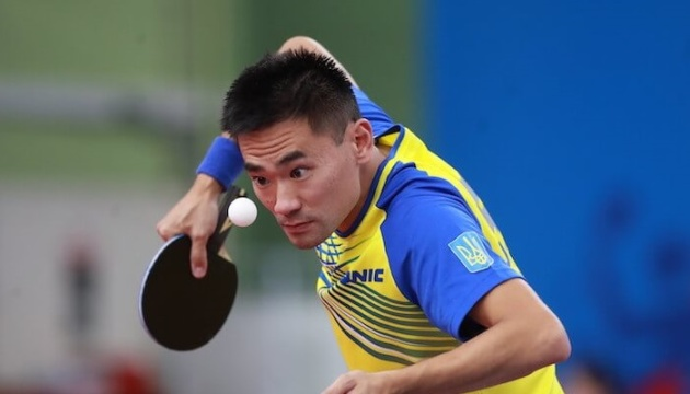 Настільний теніс: українець Коу Лей виграв олімпійську ліцензію