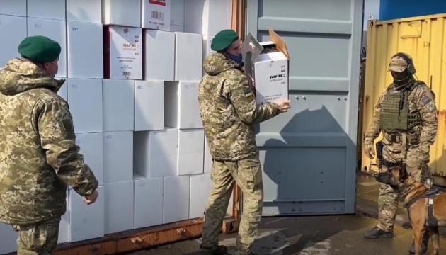 В порту Одессы обнаружили сигарет на 145 миллионов - ГПСУ