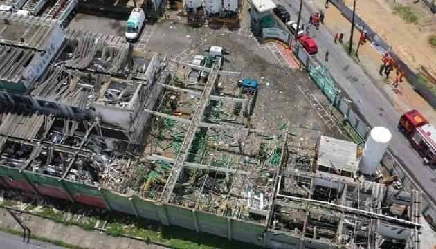 В Бразилии на кислородном заводе произошел взрыв - есть пострадавшие