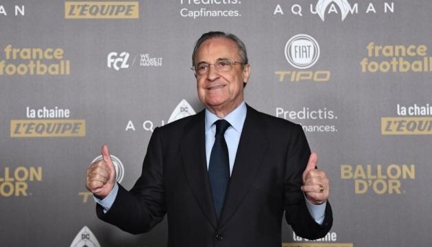 Перес може подати в суд на УЄФА через Суперлігу