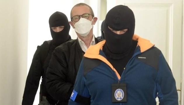 Суд Праги заарештував трьох з п'яти чехів, підозрюваних у тероризмі на сході України