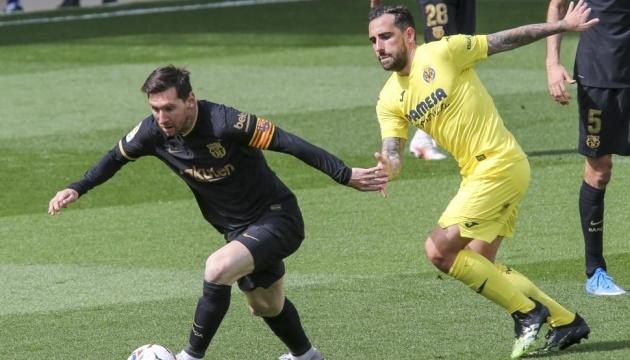 Ла Лига: «Барселона» выиграла «Вильярреал»