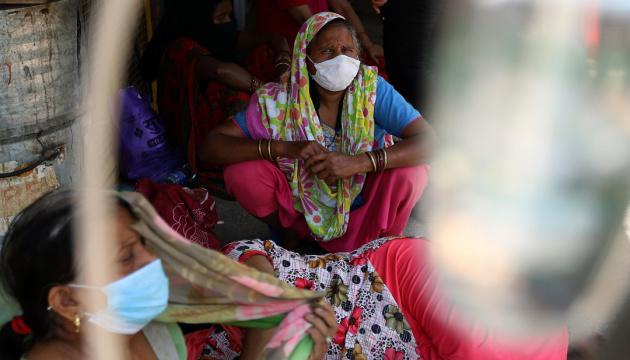У світі зафіксували понад 171,4 мільйона випадків COVID-19