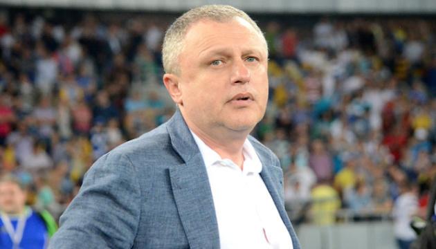 Ігор Суркіс: упевнений, що Луческу залишиться тренером «Динамо»: пора на щось замахнутися в Європі