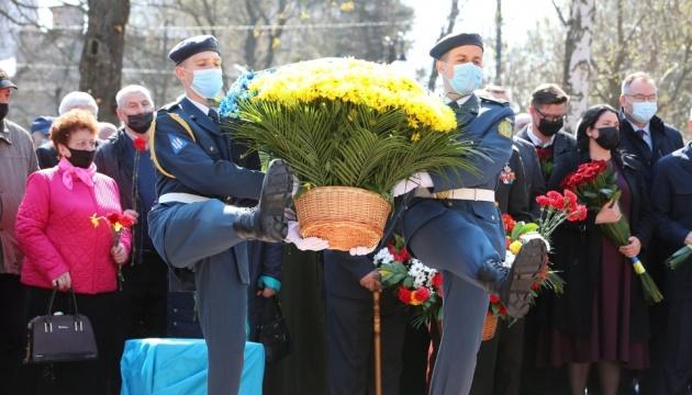 У Харкові вшанували пам'ять загиблих ліквідаторів на ЧАЕС
