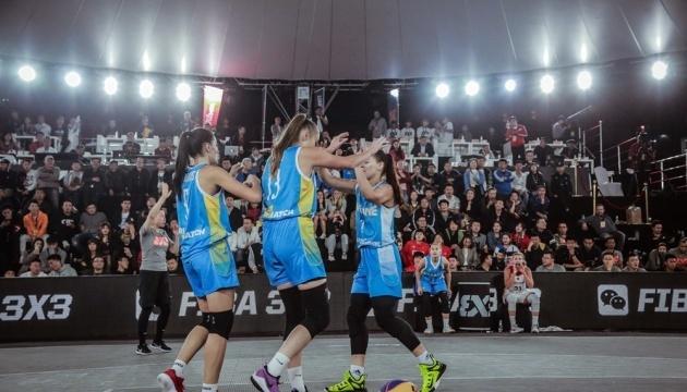 Баскетбол 3х3: став відомий розклад ігор України в олімпійському відборі