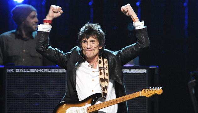Гітарист The Rolling Stones вдруге переміг рак