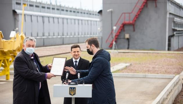 Чорнобильська АЕС отримала ліцензію на експлуатацію ядерного сховища