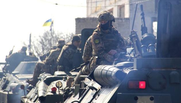 Морпехи в Одесской области готовились останавливать прорыв условного врага