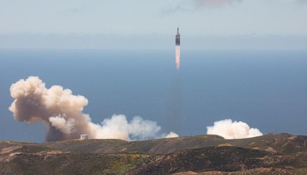 США запустили в космос ракету с секретным военным грузом