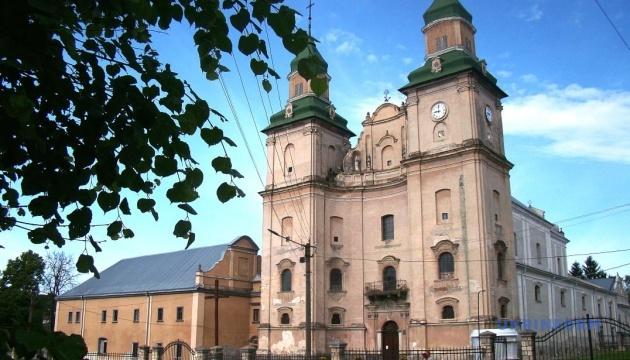 Краєзнавець із Тернопільщини знайшов в архівах план костелу та монастиря XVIII століття