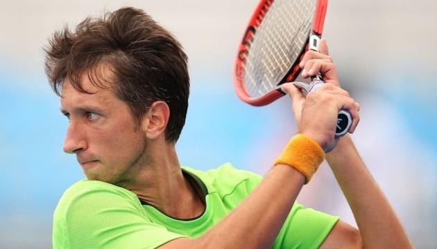Стаховський переміг у фіналі кваліфікації турніру ATP у Празі