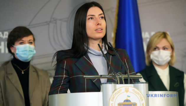 Україна в ПАРЄ відстоює інтереси незаконно затриманих в ОРДЛО та Криму — Мезенцева