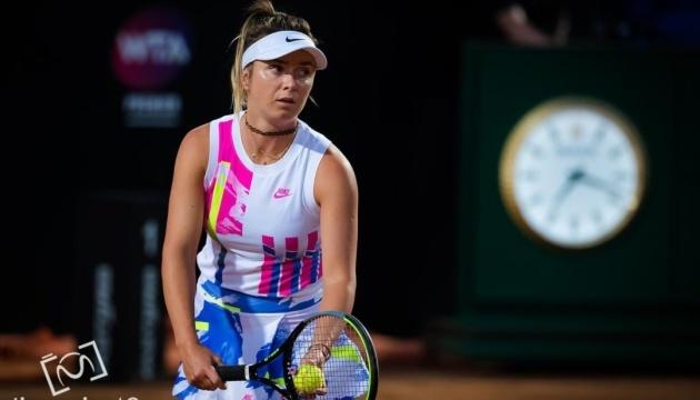 Світоліна зіграє з Тайхманн у першому колі турніру WTA 1000 в Мадриді