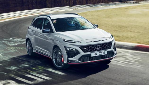Турбодвигун і п'ять режимів: Hyundai представив новий позашляховик