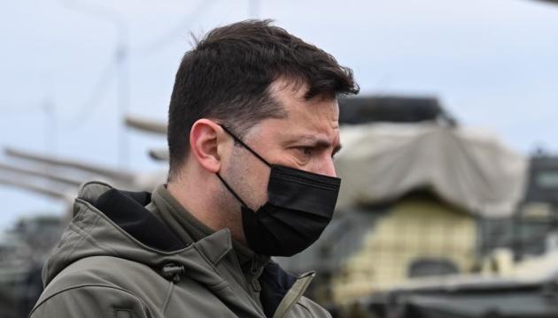 Зеленский рассчитывает, что на ТКГ «перезагрузят» режим прекращения огня