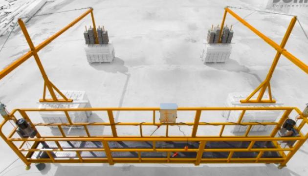 Функции и преимущества строительных люлек