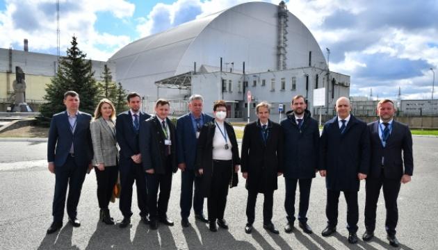 МАГАТЭ готово помочь с преобразованием «Укрытия» в экологически безопасную систему