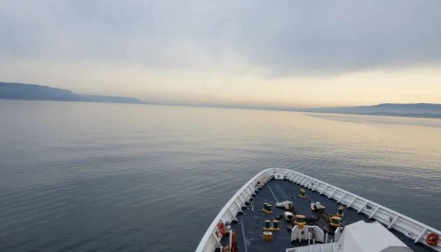 У Чорне море увійшов американський військовий катер
