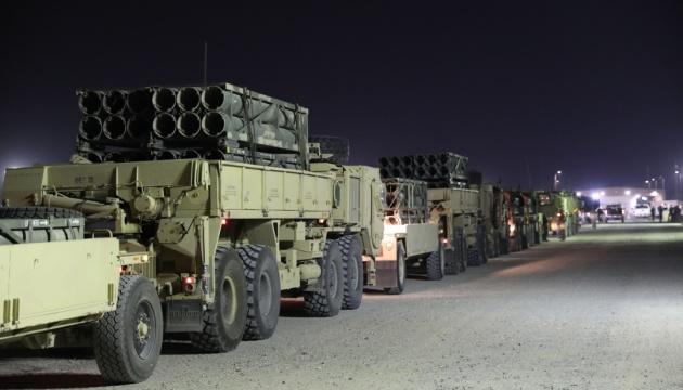 США перекидають реактивні системи до Афганістану для прикриття виведення військ
