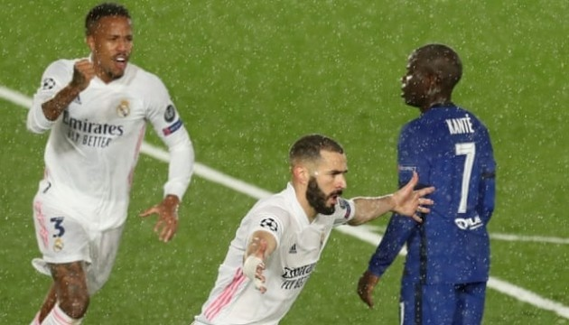 Полуфинал ЛЧ: «Реал» и «Челси» сильнейшего не выявили