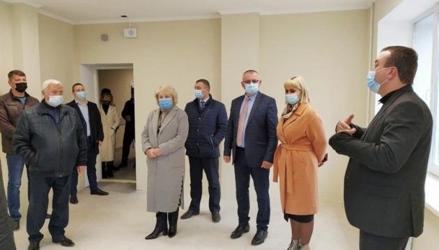 Кабінет СКТ у Гайсинській лікарні і приймальне відділення запрацюють у травні – ОДА