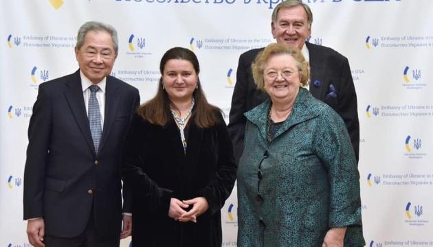 Маркарова зустрілася з представниками Групи друзів України та Фундацією Україна–США