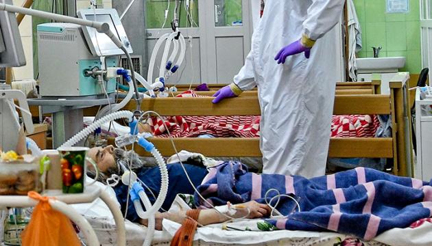 Coronavirus: Kyjiw meldet 1.070 Neuinfektionen und 40 Todesfälle