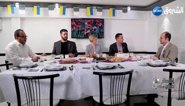 В Алжирі показали святкову телепрограму про кримськотатарську кухню