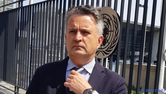 Члени Радбезу ООН викрили сутність російської пропаганди щодо Одеської трагедії – Кислиця