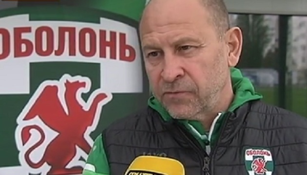 Яковенко залишив посаду головного тренера ФК «Оболонь» - ЗМІ