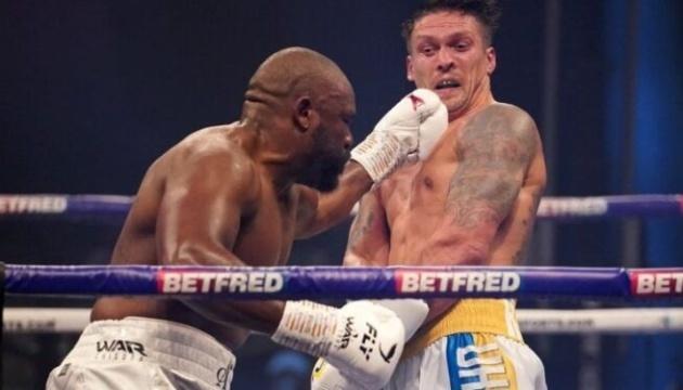 Спаринг-партнер Джойса вважає, що британський боксер переможе Усика
