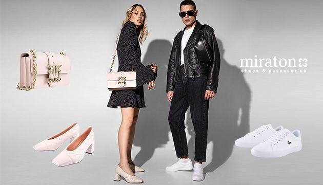 Тренди жіночого та чоловічого взуття 2021