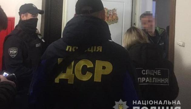 В Одессе полиция пришла с обысками к представителям криминалитета