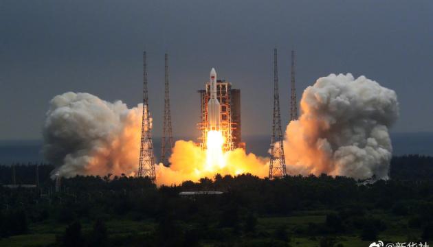 Китай запустил основной модуль национальной космической станции