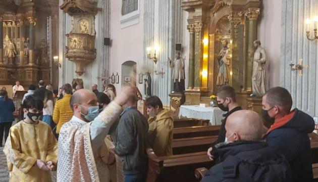 У Будапешті для українців в Угорщині провели духовні науки