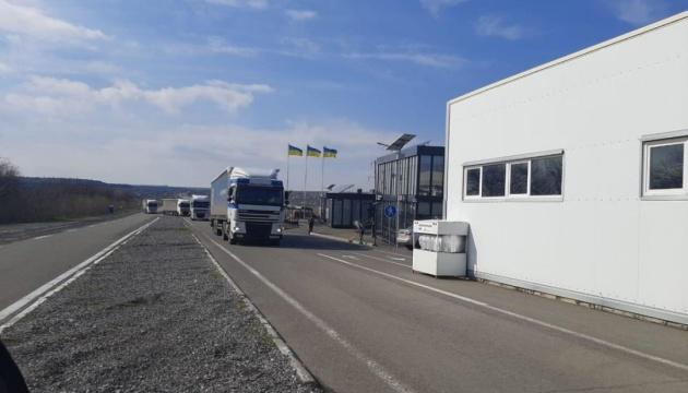 Червоний хрест привіз на окуповану частину Донеччини та Луганщини ще 50 тонн гумвантажу