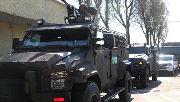 Заручники та радіоактивні матеріали: силовики провели антитерористичні навчання