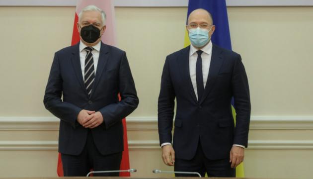Шмигаль обговорив з віцепрем'єром Польщі вакцинацію та реформу митниці