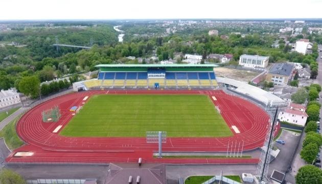 Перша ліга: «Полісся» у Житомирі обіграло «Волинь»