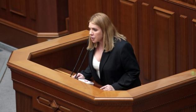 Депутат Рудик потратила более 134 тысяч гривень на оплату перелета