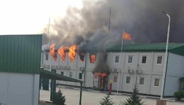 Кількість жертв сутичок на кордоні Киргизстану і Таджикистану зросла